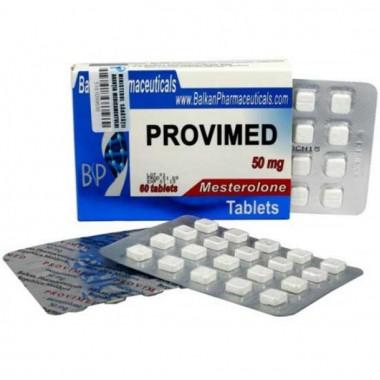 Provimed Провимед Провирон 50 мг, 20 таблеток, Balkan Pharmaceuticals в Костанае