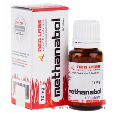 Methanabol Метанабол 12 мг, 100 таблеток, Neo Labs в Костанае