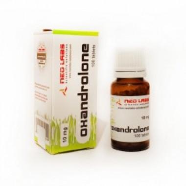Oxandrolone Оксандролон 10 мг, 100 таблеток, Neo Labs в Костанае