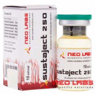 Sustaject Сустанон 250 мг/мл, 10 мл, Neo Labs в Костанае