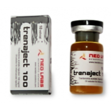 Trenaject 100 Trenbolone Acetate 100 мг/мл, 10 мл, Neo Labs