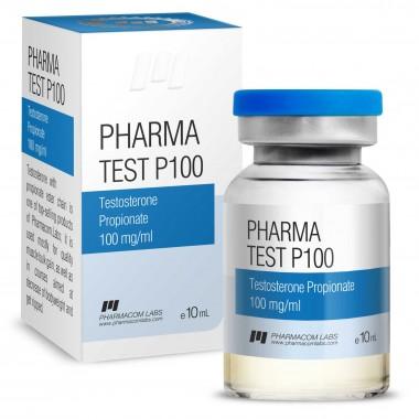 PHARMATEST P 100 мг/мл, 10 мл, Pharmacom LABS в Костанае