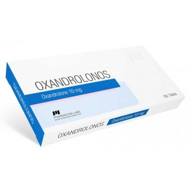 OXANDROLONOS 10 мг, 100 таблеток, Pharmacom Labs в Костанае