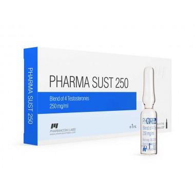 PHARMASUST 250 мг/мл, 10 ампул, Pharmacom LABS в Костанае