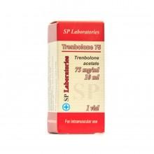 Thenbolone Acetate Тренболон Ацетат 75 мг/мл, 10 мл, SP Laboratories