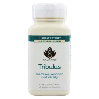 Tribulus Трибулус 60% сапонинов, 60 капсул, Savesta в Костанае