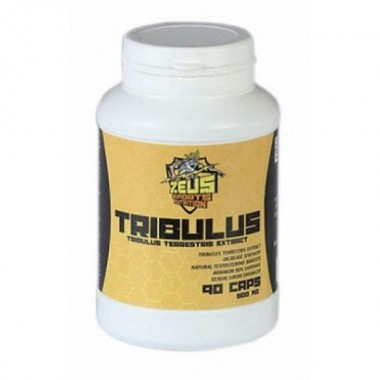 Tribulus Трибулус 90% сапонинов 500 мг, 90 капсул, Zeus Nutrition в Костанае
