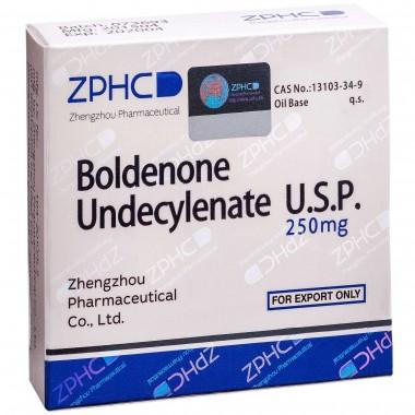 Boldenone Undecylenate Болденон Ундесиленат 250 мг/мл, 10 ампул, ZPHC в Костанае