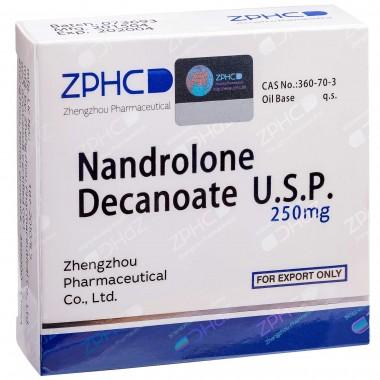 Nandrolone Decanoate Нандролон Деканоат 250 мг, 10 ампул, ZPHC в Костанае