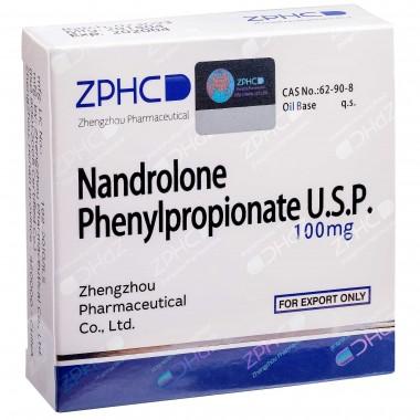 Nandrolone Phenylpropionate Нандролон Ф 100 мг/мл, 10 ампул, ZPHC в Костанае